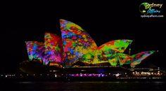 Vivid Sydney - Sydney Opera House http://www.sydneyaffairs.com