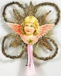 dresden christmas ornament