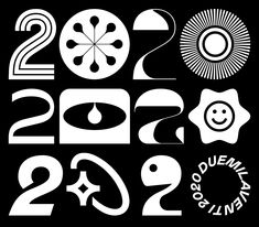 gone makers co. - 2020 Year Custom Letters by Typography Fonts, Typography Design, Branding Design, Poster S, Poster Prints, Type Posters, Artwork Design, Graphic Design Illustration, Digital Illustration
