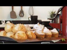 Pan leche de coco - Pan nevado navideño | Jaime López | La Sartén por el Mango - YouTube Pretzel Bites, Breads, French Toast, Breakfast, Youtube, Food, Bread Recipes, Spice, Almonds