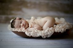 Pearls and Petticoat | by babybeanportraits