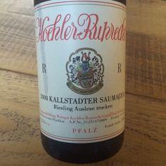 2008 Koehler-Ruprecht Kallstadter Saumagen R Riesling Auslese, Pfalz