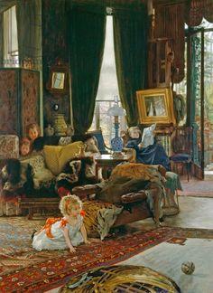 George Gillis Haanen De avondschool | Art Gallery | Pinterest ...