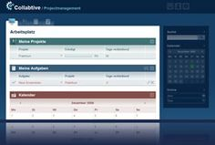 Collabtive is web-based project management easy and efficient for your projects