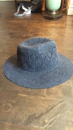0dedc9d12a5 Gray Hat  fashion  clothing  shoes  accessories  womensaccessories  hats  (ebay