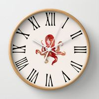 Popular Wall Clocks | Society6