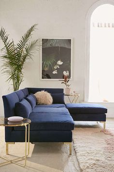 Entzuckend Shop Cecilia Velvet Sectional Sofa At Urban Outfitters Today. We Carry All  The Latest Styles, Colors And Brands For You To Choose From Right Here.