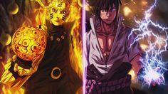 Naruto and Sasuke wallpaper ♥