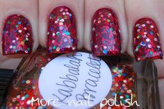More Nail Polish: Lynnderella - Kabbalah Bracelet
