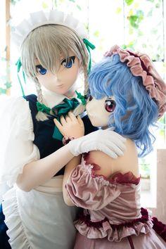 """みけ on Twitter: """"遅くなっちゃったけども…! レミリアお嬢さまを自作でお迎えしました〜(*⁰▿⁰*) 東方あわせしたくて作っちゃいました(*´`) どうぞ、よしなに。… """" Anime Costumes, Character Costumes, Cartoon Characters, Kawaii, Animation, Cosplay, Fantasy, Dolls, Cute"""