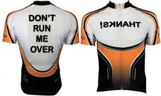 another pinner wrote: Love it. I want one. #cycling. I cant' remember the last time I was on a bike! But I love this clever shirt,