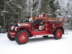 ◆1930 American LaFrance Fire Engine◆