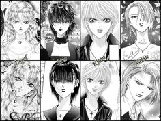 Mogami Kyoko  (Skip Beat!)- almost all of her characters except for Setsu