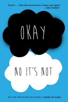 The fault in our stars cover suggestion. Yeah really it isn't ok.