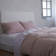 Linen Bed Linen Set - bed, bath & table linen