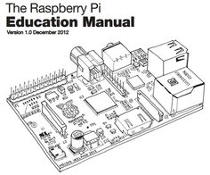 Raspberry Pi gets an open source educational manual