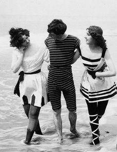 Coney Island Bathers-01, 1899