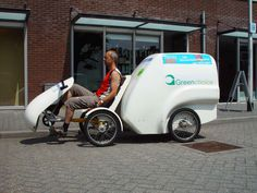 Fietsdiensten.nl   Home bikes with 3 wheels and cargo