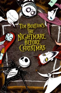 *THE NIGHTMARE BEFORE CHRISTMAS, 1993