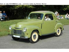Simca 6 (1947-1950) Maintenance/restoration of old/vintage vehicles: the material for new cogs/casters/gears/pads could be cast polyamide which I (Cast polyamide) can produce. My contact: tatjana.alic@windowslive.com