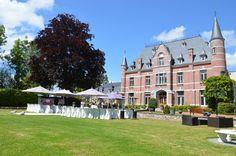 Kasteel Oudeberg, Geraardsbergen (Oost-Vlaanderen) Luxembourg, Mansions, House Styles, Wedding, Home, Decor, Valentines Day Weddings, Decoration, Manor Houses