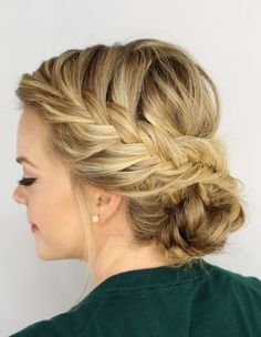 hair styles for thin hair enma watson braided updo hairstyles updo 8915