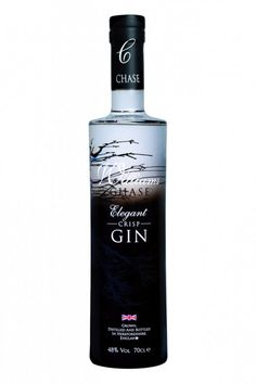 Williams chase gin Made from organically grown apples
