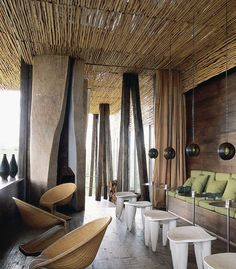 Safari Chic Singita Lodges: Singita Lebombo Lodge, Image Courtesy Atmosphere PR on behalf Sinigta Lodges