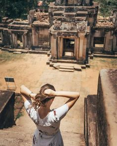 Siem Reap City Guide - All About Siem Reap & Angkor Wat, Cambodia Siem Reap, Couple Photography, Travel Photography, History Of Buddhism, Angkor Wat Cambodia, Blue Dream, Travel And Leisure, Photo Poses, Travel Style