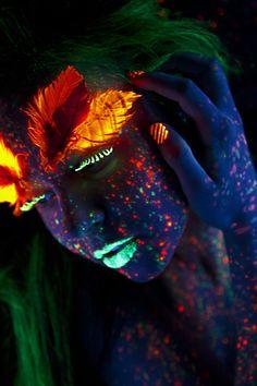 The Newbie: Sabrina Sarl's amazing neon light photography
