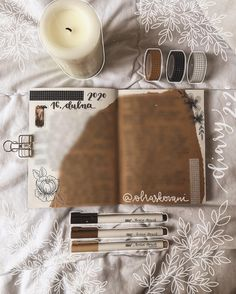 Bullet journal inspiration #bujo #buletjournal Artist Brush, Bullet Journal Inspiration, Bujo, Instagram