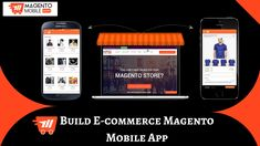 Have you already built #Ecommerce #MagentoApp and don't know what to do next? You have landed at the right place! Magento Mobile Shop is offering you a complete package to bring the better way for your users to experience your #MagentoStore. Enjoy many possibilities of boosting one's business post through Magento #MobileApp. Contact us today at Magento Mobile Shop.