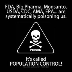 Test studies are coming in folks and some bad news reports will kill us all off...You do what you want for your body...but I'm cutting back where I can on GMO product and alterations that are DNA substitutions. Pepsi Next example for instance has aborted cells, hello.