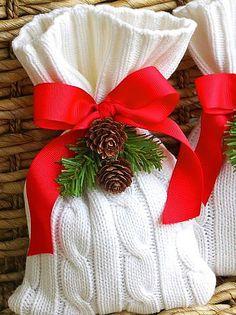 подарки на Новый год   Новогодние поделки   Постила