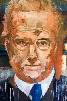 'Dilemma' by Willie Saayman - Oil on Paper South African Art, Modern Portraits, Online Gallery, Oil, Paper, Painting, Painting Art, Paintings, Painted Canvas