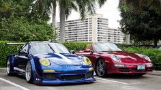GT3 with genuine RSR parts, for the street!