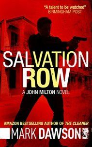 Salvation Row  by Mark Dawson ebook deal