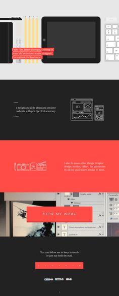 Website Inspiration - September 2013