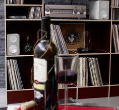 1000 images about schallplatten regale storage for. Black Bedroom Furniture Sets. Home Design Ideas