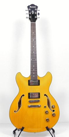 Ibanez AS-73 Antique Amber | Reverb