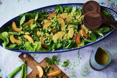 Iley's Samurai Salad {or Garden Pea