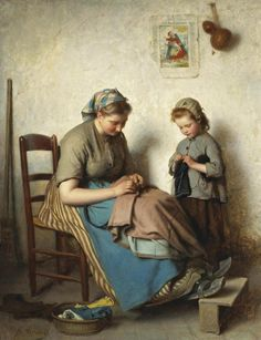 Charles Moreau (1830-1891) —  (1006×1309)