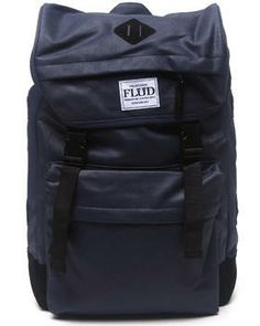 Rucksack Bag by Flud Watches @ DrJays.com