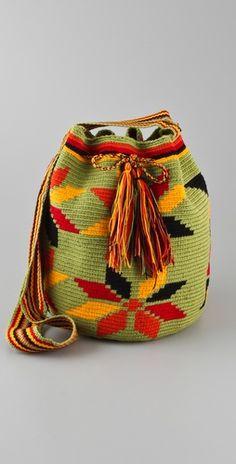 Wayuu Taya SuSu bag