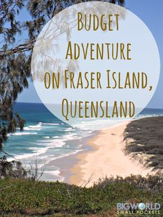 Budget Camping Adventure on Fraser Island, Australia {Big World Small Pockets}