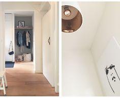 Hal styling inspiratie | Interieur design by nicole & fleur