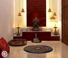 Amazing Living Room Designs Indian Style, Interior and Decorating Ideas Traditional Indian Home Decorating Ideas – Home Decor Indian Style, Ethnic Indian Home Decor Ideas – Indian Interior Design Ideas Living Room Pooja Room Design, Room Design, Pooja Rooms, Temple Design For Home, Indian Living Rooms, Indian Interior Design, Room Door Design, Pooja Room Door Design, Living Decor