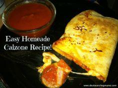 Easy Calzone Recipe