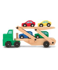 Melissa and Doug Car Transporter