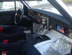1980 Fiat 131 Abarth Rally Tribute Inside
